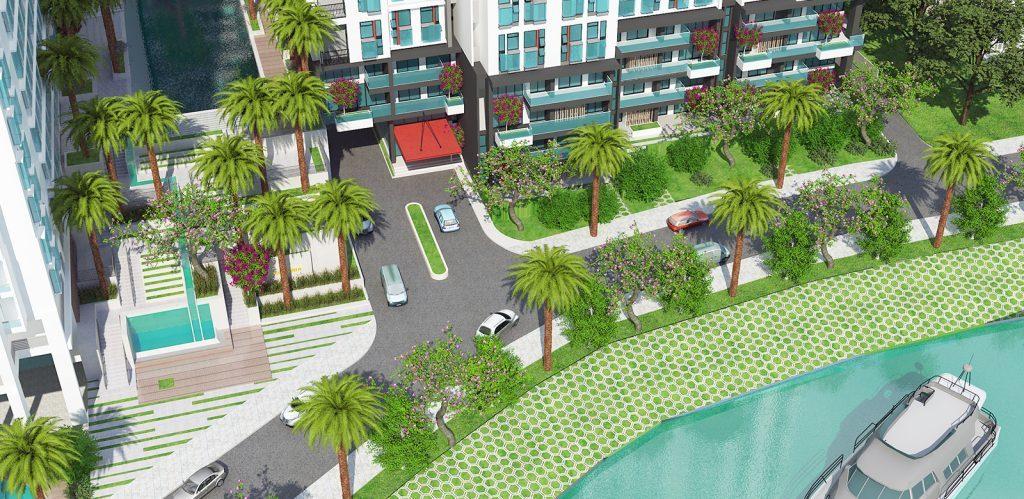 1 góc dự án La Astoria