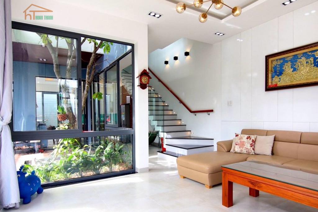 thiết kế nội thất phòng chơi biệt thự hiện đại