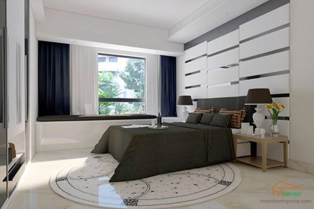 Nội thất căn hộ phòng ngủ An Phú An Khánh quận 2