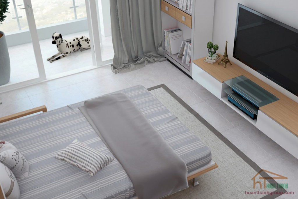 Nội thất căn hộ phòng ngủ quận 7 (3)