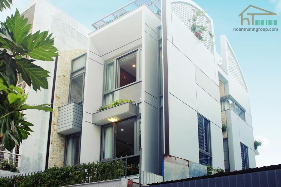 Mẫu thiết kế nhà phố hiện đại (1)