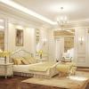 Mẫu thiết kế nội thất phòng ngủ nhà phố cổ điển