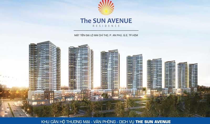 Dự án The Sun Avenue