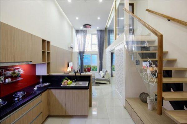 thiết kế nội thất căn hộ LA Astoria Quận 2