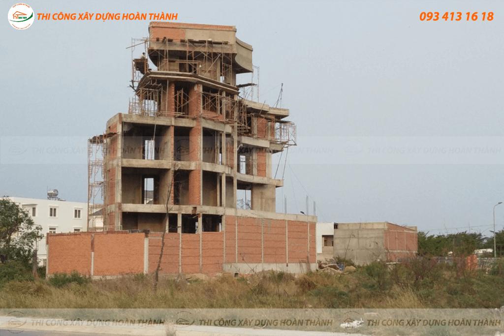 Dự án thi công xây dựng khu phức hợp Đông Tăng Long quận 9