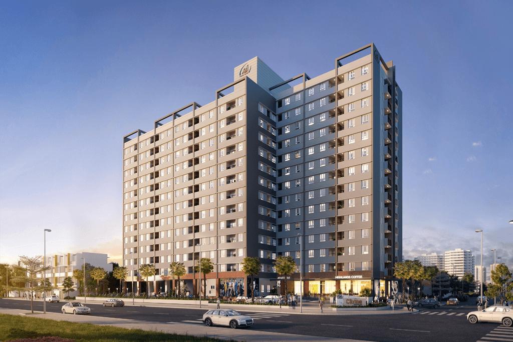 Dự án căn hộ cao cấp Citrine quận 9